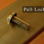 pull lock cable rail fitting