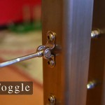 toggle cable rail fitting