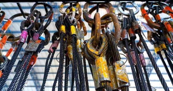 Wire Rope Inspection Checklist