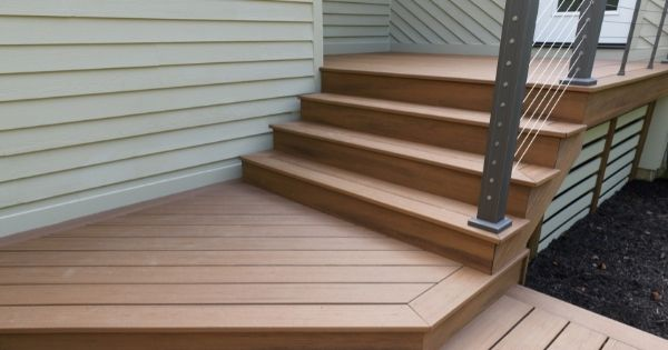 How To Build and Install a Deck Cable Railing Enclosure